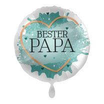 Folienballon 43 cm - Bester Papa
