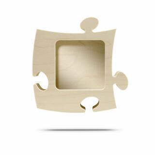 Puzzle Schattenbox 5 Ebenen