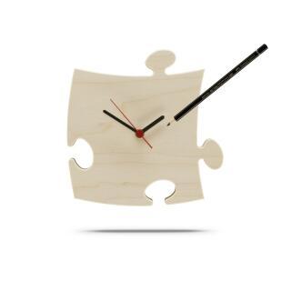 Puzzle Uhr, 2 Ebenen