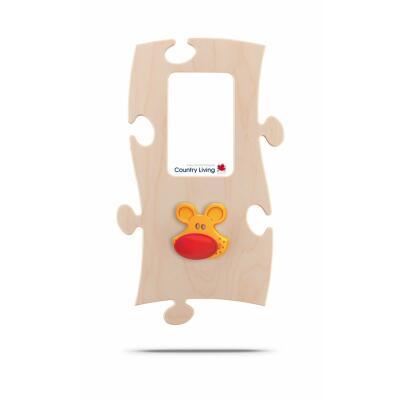 "Puzzle Garderobe/ Rahmen ""Marion Maus"""