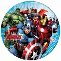 44-teiliges Party-Set MARVEL Mighty Avengers - Teller...