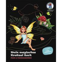Mein magisches Kratzel Buch - Kratzbilder Feen &...