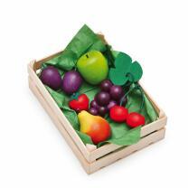 Erzi 28100  Sortiment Obst Kaufladenzubehör