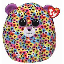 Squish-A-Boo - Plüschtierkissen Leopard Giselle
