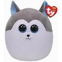 Squish-A-Boo - Plüschtierkissen Husky Slush 35 cm