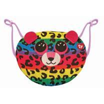 TY Beanie Boos 95702 - Mund Nasen Maske Leopard Dotty