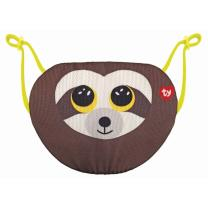 TY Beanie Boos 95706 - Mund Nasen Maske Faultier Dangler