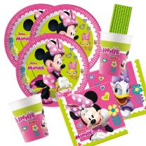 44-teiliges Party-Set Minnie Mouse - Minnie Happy Helpers...