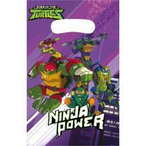 Ninja Turtles Partytüten, 8 Stück