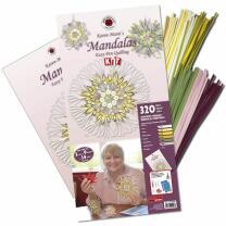 Karen Marie - Quilling Set Mandalas - 320 Teile