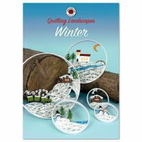 Karen Marie - Quilling Anleitungsheft Winterlandschaften