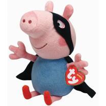 TY Beanie Babies 46188  - George Super Hero 15 cm