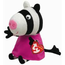 TY Beanie Babies 46174  - Zoe Zebra 15 cm