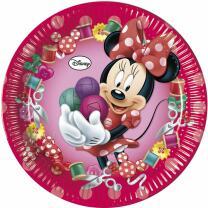 68-teiliges Party-Set Minnie Sweet  - Teller Becher...