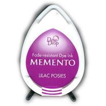 Tsukineko Stempelkissen Dew Drop Memento (MD-501) Lilac...