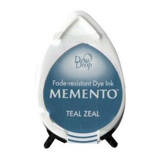 Tsukineko Stempelkissen Dew Drop Memento (MD-602) Teal Zeal