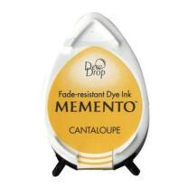 Tsukineko Stempelkissen Dew Drop Memento (MD-103) Cantaloupe