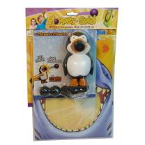 Plopper Spiel Pinguin + Zielnetz