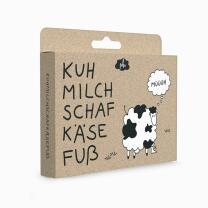 Kuhmilchschafkäsefuß - Kartenspiel ab 6...