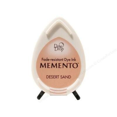 Tsukineko Stempelkissen Dew Drop Memento (MD-804) Desert Sand