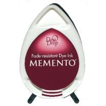 Tsukineko Stempelkissen Dew Drop Memento (MD-301) Rhubarb...