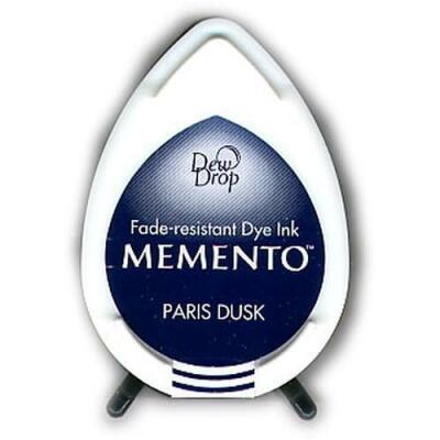 Tsukineko Stempelkissen Dew Drop Memento (MD-608) Paris Dusk