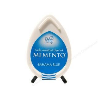 Tsukineko Stempelkissen Dew Drop Memento (MD-601) Bahama Blue