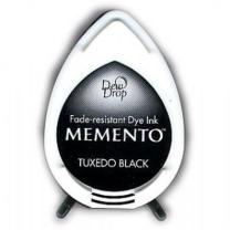 Tsukineko Stempelkissen Dew Drop Memento (MD-900) Tuxedo...