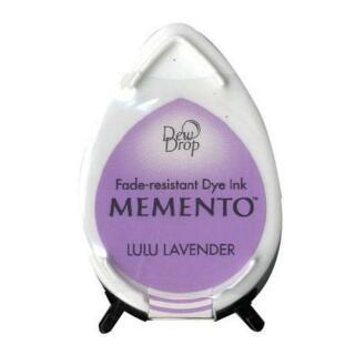Tsukineko Stempelkissen Dew Drop Memento (MD-504) Lulu Lavender