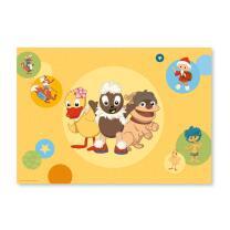 Unser Sandmännchen - Platzsets aus Papier, 8...