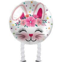 Folienballon Ballonwalker®  Hase Sweet Bunny  43 cm