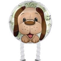 Folienballon Ballonwalker®  Hund Playful Dog  43 cm
