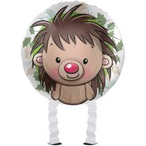 Folienballon Ballonwalker®  Igel Baby Hedgehog  43 cm