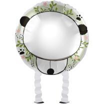 Folienballon Ballonwalker®  Panda  43 cm