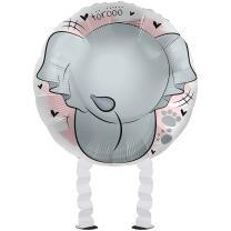 Folienballon Ballonwalker®  Elefant - Loving Elephant...