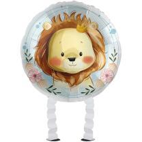 Folienballon Ballonwalker®  Löwe - Cute Lion  43 cm