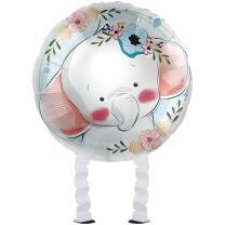 Folienballon Ballonwalker®  Elefant - Cute Elephant...