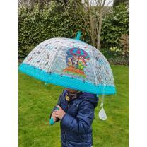 Der kleine Maulwurf  - Regenschirm blau
