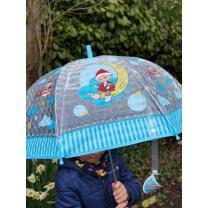 Unser Sandmännchen - Regenschirm blau