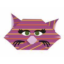 Kids Origami - Katze