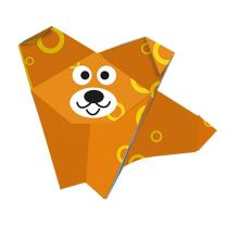 Kids Origami - Hund