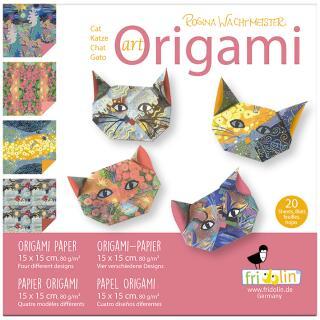 Art Origami - Rosina Wachtmeister - Katze