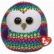 Squish-A-Boo - Plüschtierkissen Eule Owen 25 cm