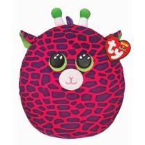 Squish-A-Boo - Plüschtierkissen Giraffe Gilbert 25 cm