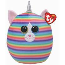Squish-A-Boo - Plüschtierkissen Katze Heather 25 cm