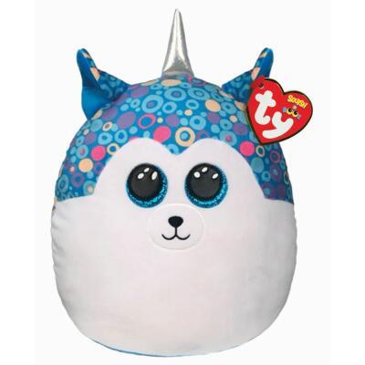 Squish-A-Boo - Plüschtierkissen Husky Helena 25 cm