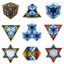 """GeoBender® Cube """"Nautilus"""""""
