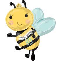 Folienballon Honigbiene - little honey bee 76 cm