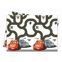 Disney PIXAR Cars 3 - Tischdecke 120 x 180 cm