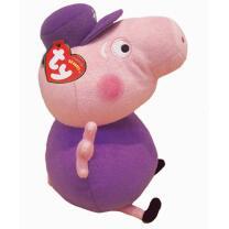 TY Beanie Babies 46264  - Grandpa Opa Pig 15 cm